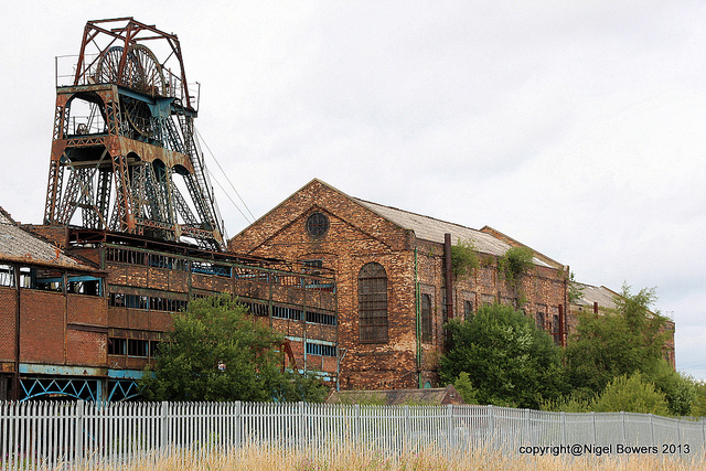 Hesketh Winding House and Heaptead