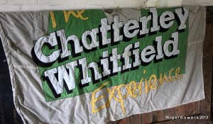 Chatterley Whitfield Flag