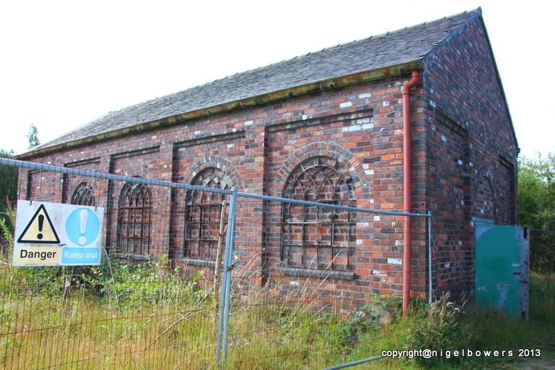 Rebuild of Middle Pit Winding House