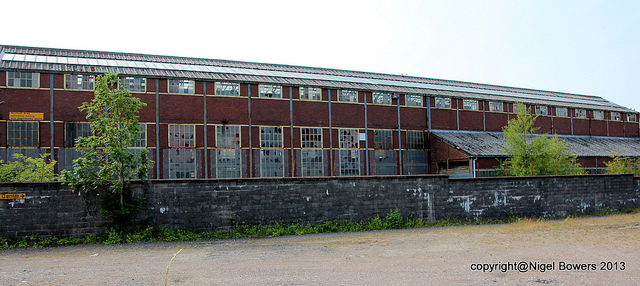 Area Shaft Building