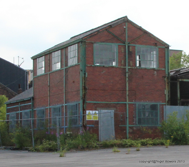 Old Dust Sampling Laboratory